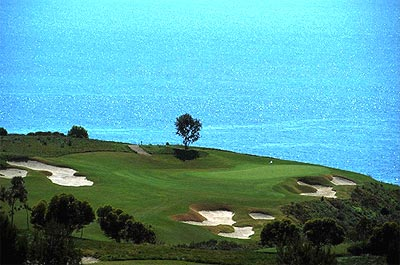 Golf na Costa del Sol